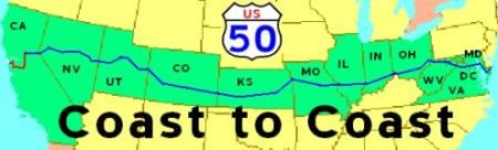 autocamper US Highway 50