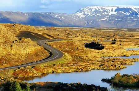Vejnettet i Island