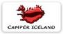 happy camper campervan rental Iceland