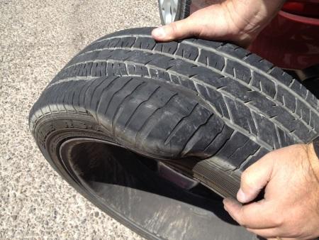 Autocamper dæk - dæktryk, sikkerhed