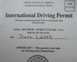 Internationalt kørekort til autocamper leje?