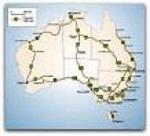 Kør Australien rundt i autocamper