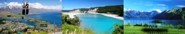 autocamper ferie New Zealand