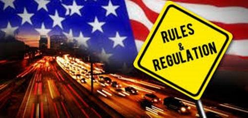 Amerikanske færdselsregler kør i USA
