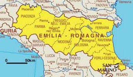 leje autocamper Emilia Romagna