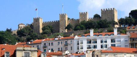 São Jorge Castle,lissabon