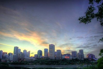 Edmonton. Leje Autocamper Edmonton Canada