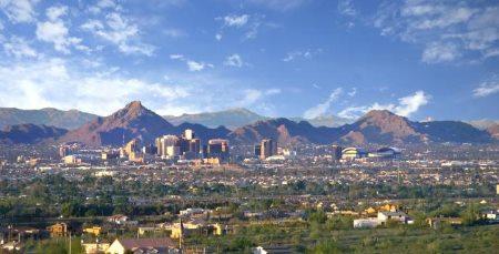 arizona-phoenix-Autocamper udlejning Phoenix, USA