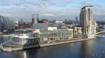 Leje af Autocamper Manchester UK