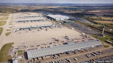 Leje af Autocamper Stansted Lufthavn UK 2