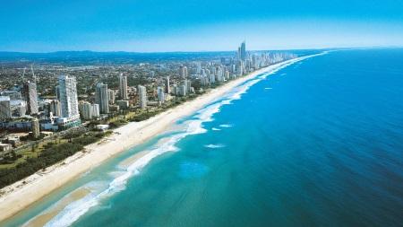 Leje af autocamper Gold Coast Australien