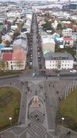 Reykjavik. Leje Autocamper Reykjavik, Island