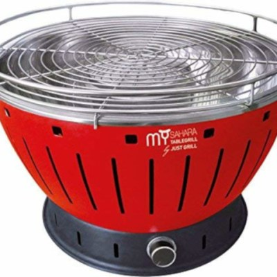 JustGrill My Sahara Red