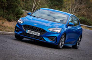 Ford Focus St-line X 182ps 2018 Uk Review