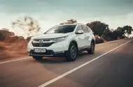 Honda Cr-v Hybrid Awd Sr 2018 Review