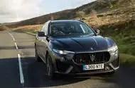 Maserati Levante V6 2018 Review