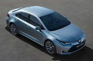 Uk-bound Toyota Corolla Saloon Revealed In Guangzhou