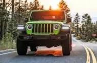 Tackling The Rubicon Trail In A Jeep Wrangler Rubicon