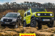 Suzuki Jimny 2019 Video Review: Can The Compact 4x4 Beat A Land Cruiser?