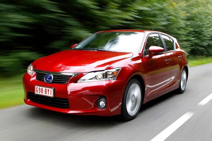 Lexus Ct200h Sei Review Autocar