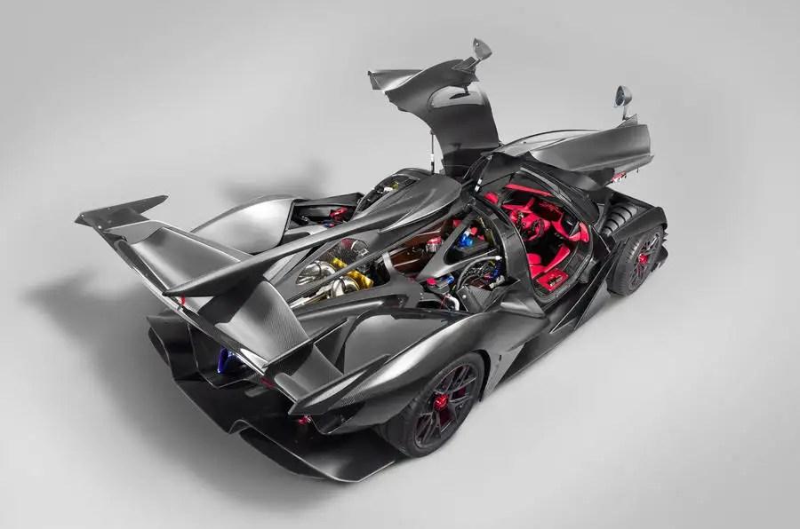 £2m Apollo Intensa Emozione Track Hypercar Revealed With