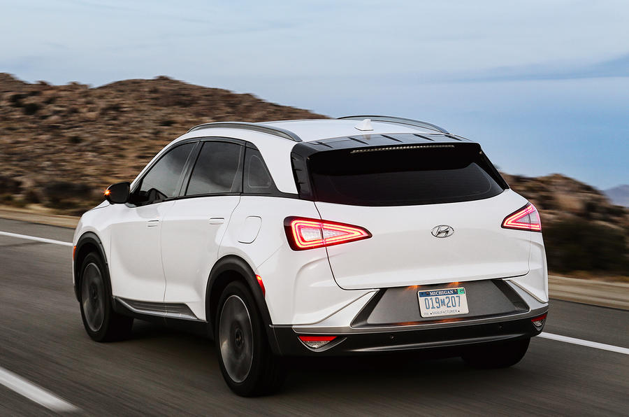 Hyundai Nexo Fuel Cell Suv To Go On Sale In Early 2019