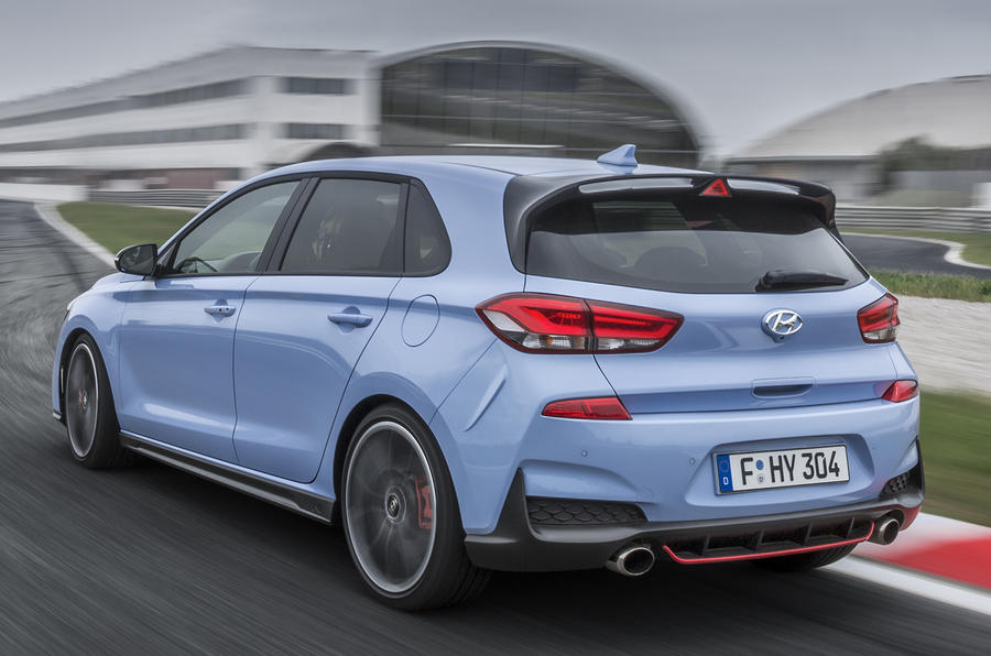 Hyundai I30n Hot Hatch On Sale In January From £24,995