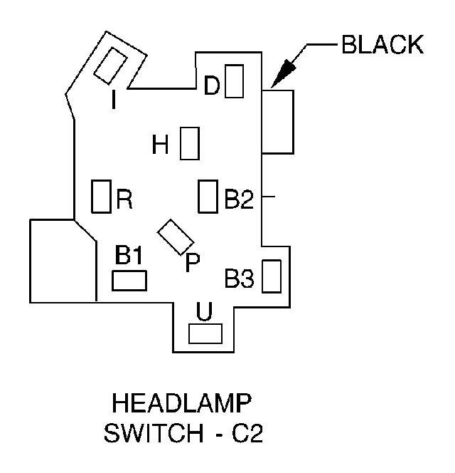 1996 Dodge Ram 1500 Headlight Switch Wiring Diagram