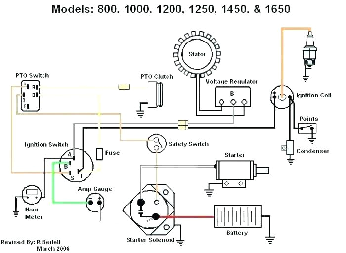 Kohler Engine Wiring Diagram
