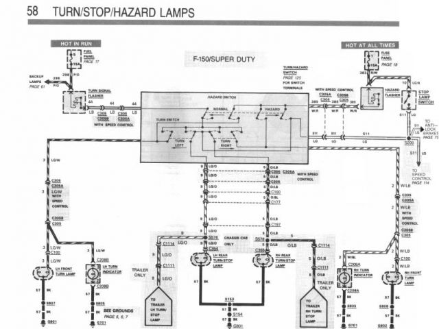 1991 ford F150 Wiring Diagram 99 F150 Wiring Schematic