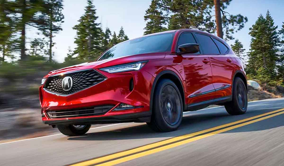 If the 2023 Acura MDX Review is a revolution in three-row SUVs, it could be ... 22 mpg combined from the FWD SUV, or 19 mpg city, 25 mpg highway