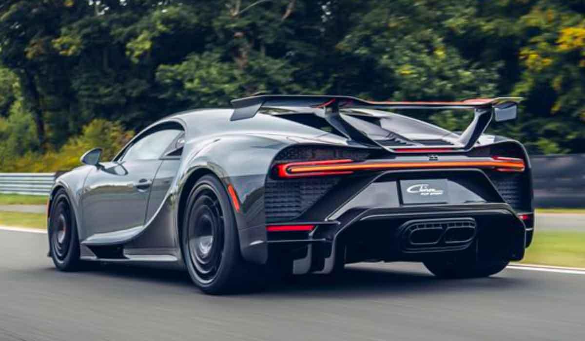 2023 Bugatti Chiron