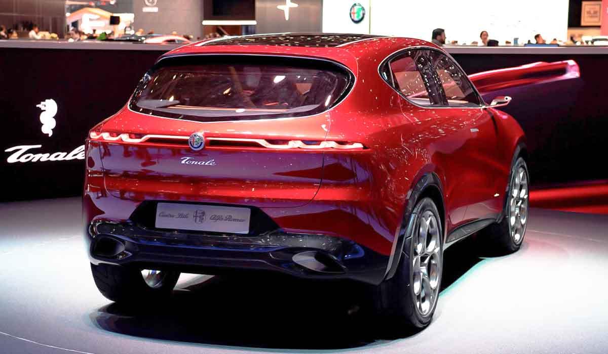 True Reliable 2022 Alfa Romeo Tonale