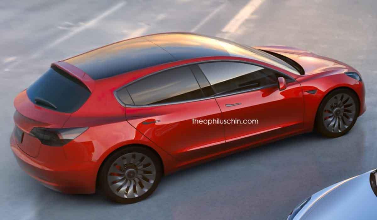The Revolutionary 2023 Tesla Hatchback
