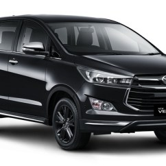All New Innova Venturer 2017 Grand Avanza Pakai Pertamax Toyota The Prime Breakthrough In Autocarweek Com Attitude Black Pictures