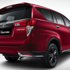 Toyota All New Innova Venturer Warna Grand Avanza Venturer, The Prime Breakthrough In 2017 ...