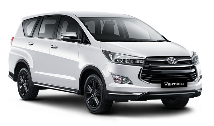 innova new venturer 2018 harga yaris trd sportivo toyota venturer, the prime breakthrough in 2017 ...