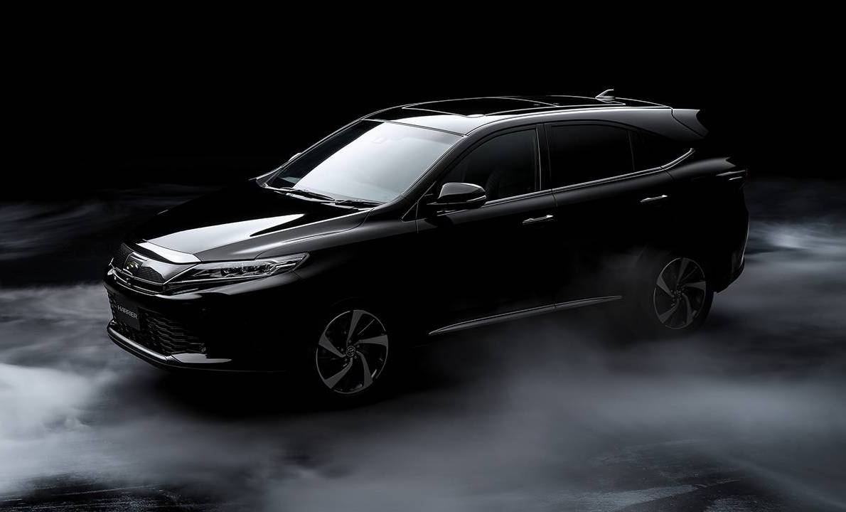 all new toyota camry 2018 thailand list grill grand avanza 2017 harrier is more tempting - autocarweek.com