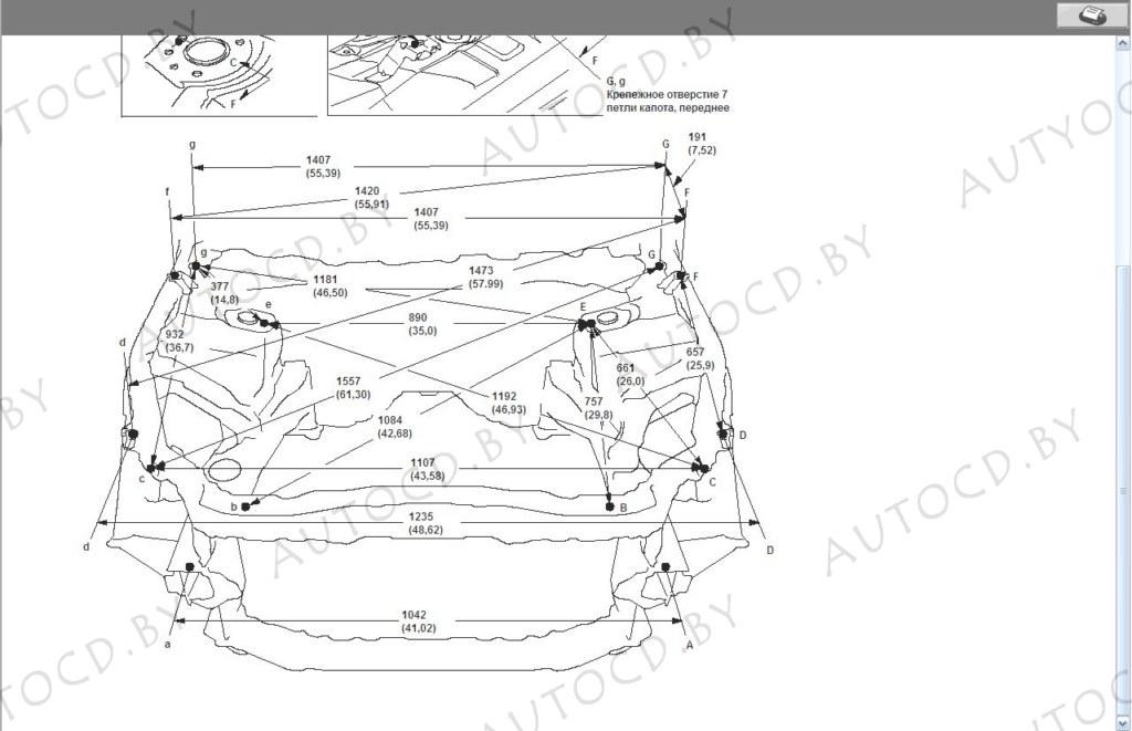 Honda ESM Accord CU1, CU2. Хонда Аккорд. / Ремонт легковых