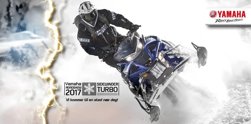 Yamaha Roadshow 2017