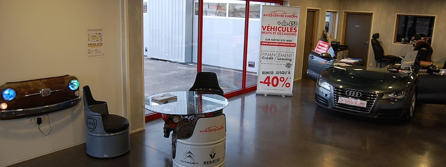auto centre europe casse automobiles