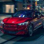 2022 Ford Mustang Mach-E