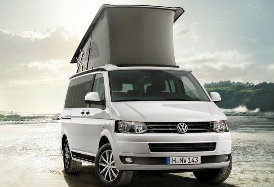 volkswagen announces new californian camper van for caravan salon in d sseldorf auto chunk. Black Bedroom Furniture Sets. Home Design Ideas