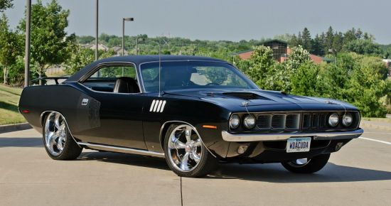 1971 Plymouth Barracuda 383 Coupe restored to former glory - Auto Chunk