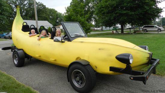 Banana Car 11
