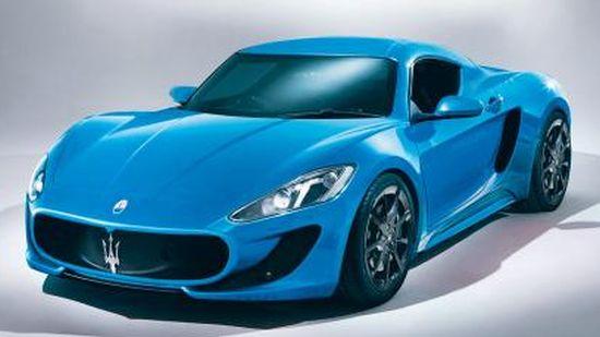 Maserati's Porsche 911 rival