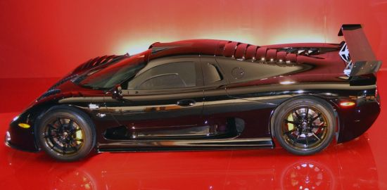 Mosler RaptorGTR Suicide1212 Edition