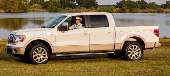 President George W. Bush's Ford F-150