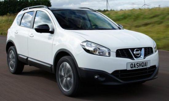 Nissan unveils new Qashqai 360