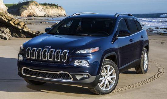 2014 Jeep Cherokee 3